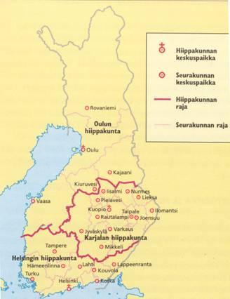 Финские православные церкви